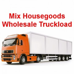 Liquidation Wholesale Mix General Merchandise Truckload. GA Shipping