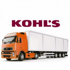 Kohl's Department Store Wholesale Truckload.