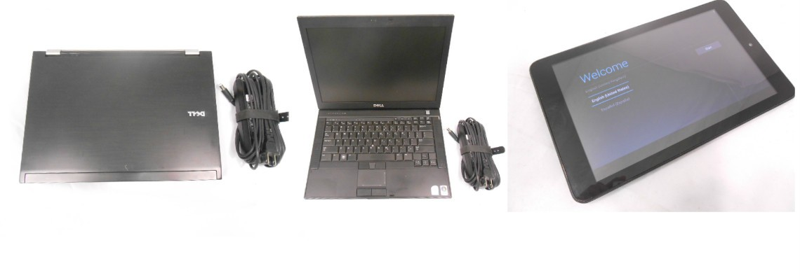 Refurbished Dell Laptops & Tablets. All Tested & Great Condition