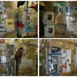 Load Arrive Weekly! W-mart Super Store General Merchandise Pallets!