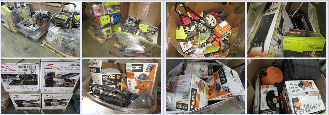 Home Depot Hardware, Tools & Home Improvement Truckload.