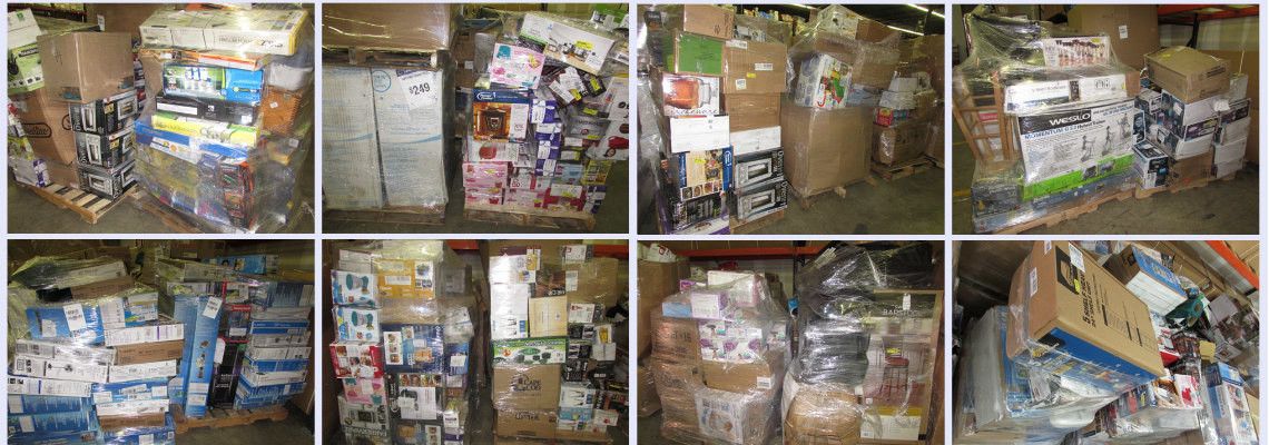 Weekly New Stock! Walmart/Sam's Club Mix General Merchandise Load