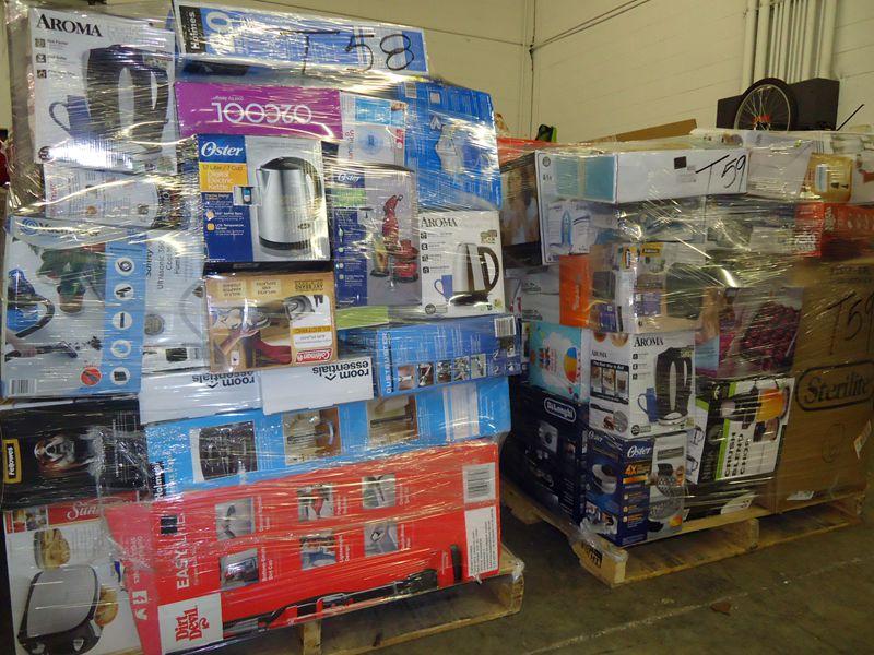 Target Baby, Kitchenware & Homegoods! $450-$600 Pallets