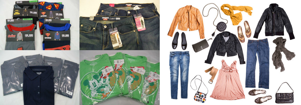 $2.5/pc Only! Brand New Overstock Cloths & Accessories