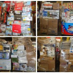 Liquidation Wholesale W@lmrt Mix Merchandise Truckload $7200. NY Shipping.