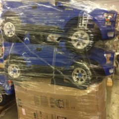 Liquidation Wholesale Power Wheels Truckload. SC, IN, AR Shipping