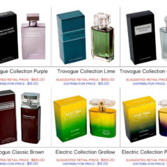 Wholesale Brand-New Trovogue Collection Perfume & Cologne