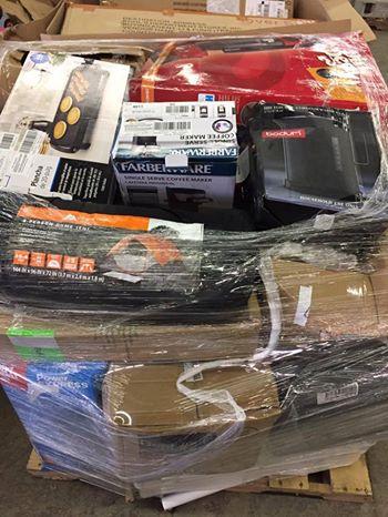 Liquidation Wholesale Mix General Merchandise Truckload